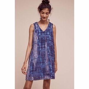 Anthropologie - Eri + Ali Abernathie Velvet Dress